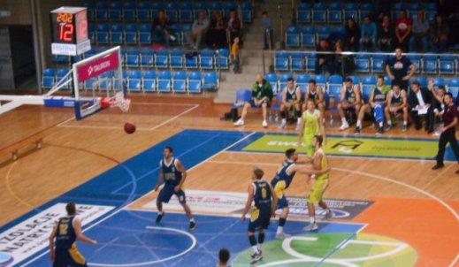 Mecz koszykówki MKS DĄBROWA GÓRNICZA vs. ASSECO GDYNIA